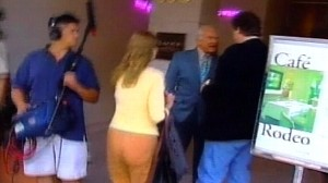 VIDEO: Buzz Aldrin Punches Cynic