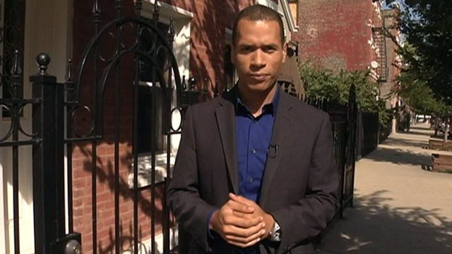 PHOTO: ABC News' Alex Perez grew up in Chicago's Pilsen neighborhood.