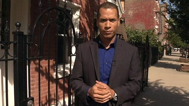PHOTO: ABC News Alex Perez grew up in Chicagos Pilsen neighborhood.