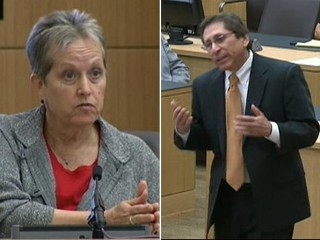 Jodi Arias Expert Tells Prosecutor to 'Take a Time Out'