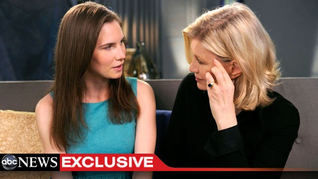 Murder Mystery: Amanda Knox Speaks - ABC Newsamanda knox
