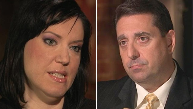 PHOTO: Amy Allen, a psychic medium, and Steve Di Schiavi was a New York City homicide detective for 23 years. Together they form an investigation team that solves strange and mysterious cases.