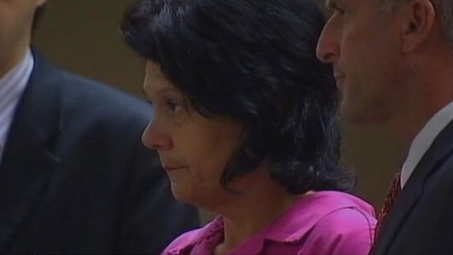 VIDEO: Elisa Baker pleaded guilty to second degree murder of North Carolina girl.