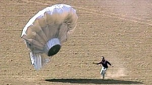 VIDEO: UFO-Like Balloon Grounded; Boy Missing