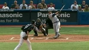 Video: Radio annoucer predicts rookies Tuiasosopos home run.