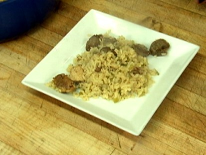 CHEFS TABLE: JAMBALAYA