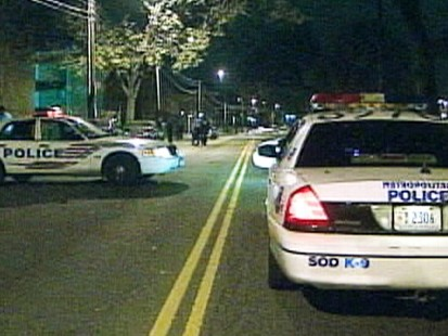 Video: Washington, DC police investigate deadly drive-by shooting.