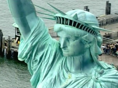 VIDEO: Statue of Liberty Crown reopens July 4