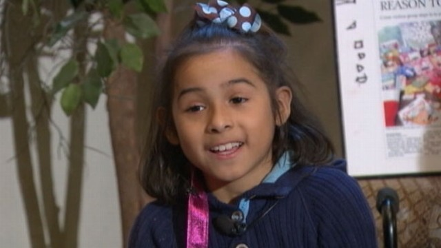 VIDEO: Girl Paralyzed in DUI Accident Writes Letter to Driver