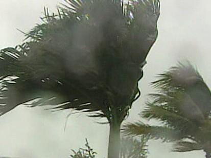 Tropical Sotrm Fay