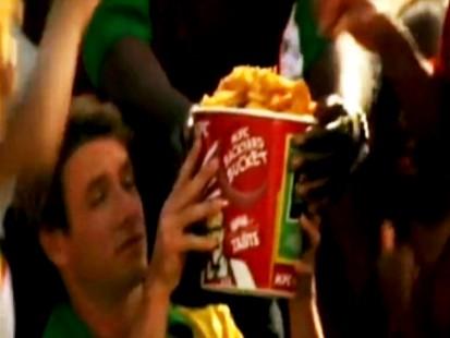 Video: Australian KFC commercial boarders on racist.