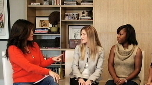 VIDEO: Moms on everything from the racy yearbook photo to Sesame Street breast-feeding.