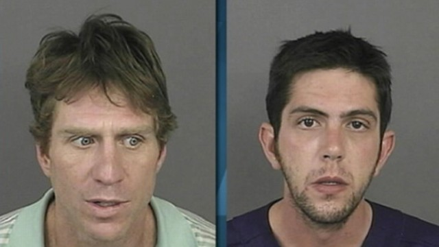 VIDEO: Police say two men used victims ATM card to get money at a strip club.