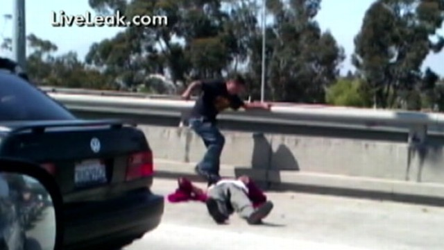 VIDEO: Road Rage Beating