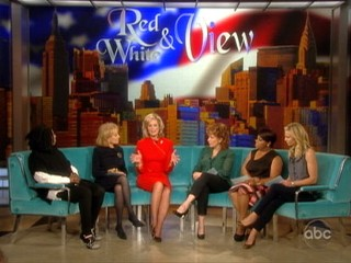 Ann Romney to 'The View': 'I'm Pro-Life'
