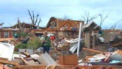 VIDEO: Oklahoma Tornado Damage