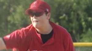 Video: Blind pitcher makes the all-star team.