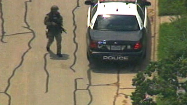 VIDEO: Texas A&M Shooting: Gunman in Custody