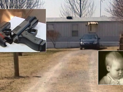 Video: Toddler accidently killed when she mistakes run gun for Wii toy.