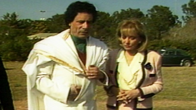 VIDEO: Barbara Walters Interviews Gadhafi