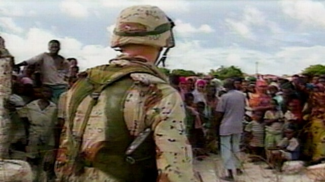 VIDEO: Marines in Somalia