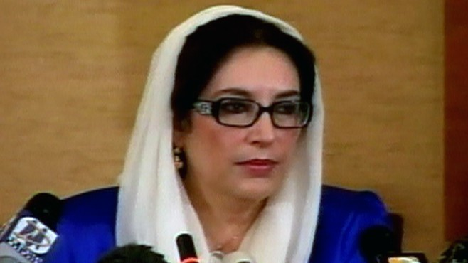 VIDEO: Benazir Bhutto Assassinated