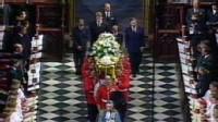 VIDEO: Princess Dianas Funeral