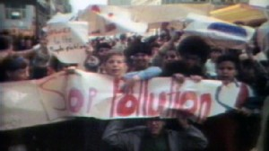 VIDEO: First Earth Day 1970