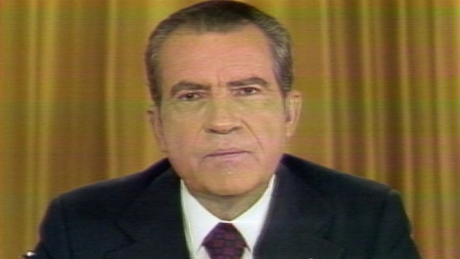 VIDEO: President Nixons Watergate Tapes