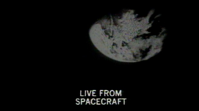 VIDEO: Apollo 8 Sends Video of Earth