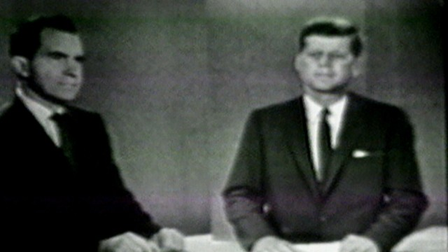 VIDEO: JFK and Nixon Debate