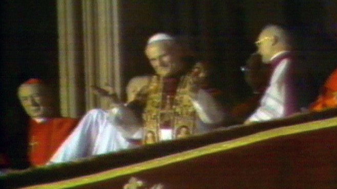 VIDEO: Pope John Paul II Selected