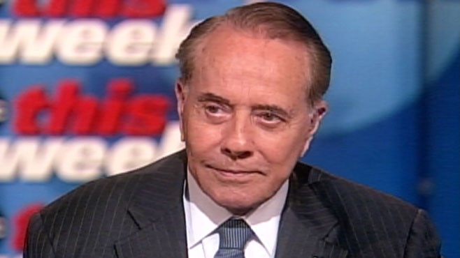 VIDEO: Bob Dole's Work With War Veterans