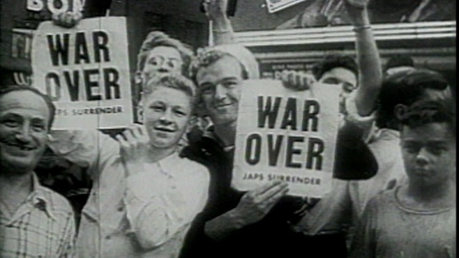 Aug. 14, 1995: 50th Anniversary of VJ Day Video - ABC News