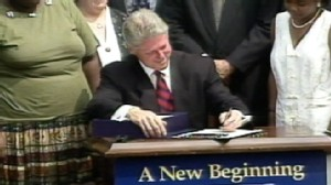VIDEO: Bill Clintons Welfare Reform