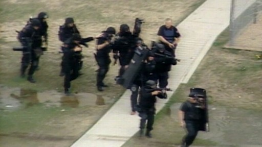 april 20 1999 columbine shooting video   abc news