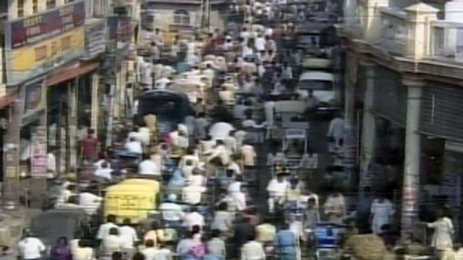 VIDEO: World Population Reaches 6 Billion