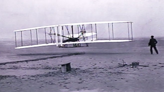 VIDEO: Wright Brothers Flight Anniversary