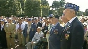 VIDEO: 60th Anniversary of D-Day Invasion