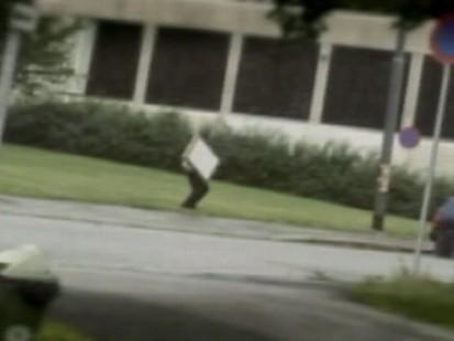 VIDEO: Munch paintings stolen