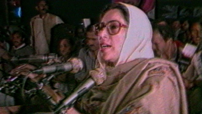 VIDEO: Open Elections in Pakistan 1988