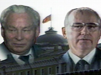 VIDEO: Mikhail Gorbachev becomes President of the Soviet Union