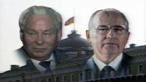 VIDEO: Mikhail Gorbachev becomes President of the Soviet Union