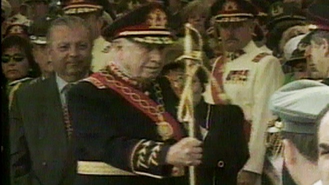 Video: Oct. 18, 1998: Chilean Dictator Arrested