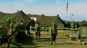 VIDEO: Military veterans visit Normandy beaches