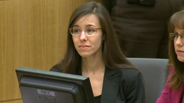 Jodi Arias Found Guilty of First Degree Murder, Would Rather 'Get ...