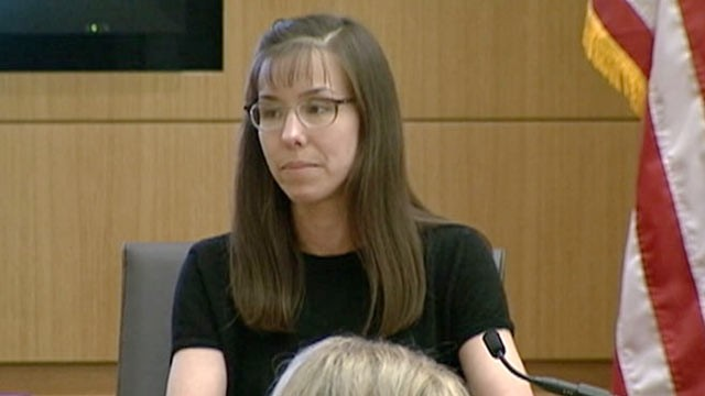 Jodi Arias Takes the Stand and Says She Killed Travis Alexander ...