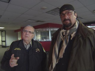 Arpaio's Answer to School Safety: Armed Civilian Posse