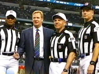 Watch: End of NFL Referee Lockout