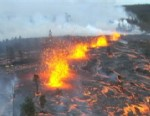 VIDEO: Lava shoots 65-feet in the air from Hawaiis Kilauea Volcano.